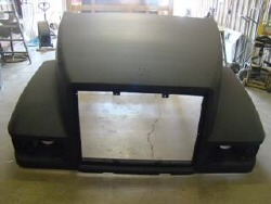 2007 Mack CH613 truck hood for sale at Empire Truck, Tulsa
