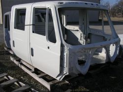 International 4000 4 Door Cab Shell